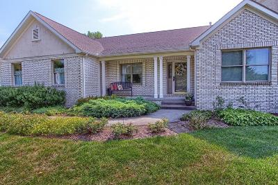 Canal Winchester Single Family Home For Sale: 7518 Spring Mill Drive