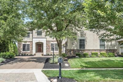 Powell Single Family Home For Sale: 4323 Village Club Drive