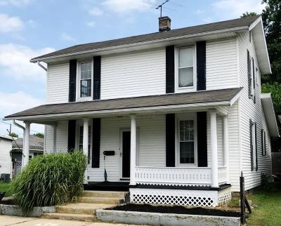 Circleville Single Family Home For Sale: 364 E Franklin Street