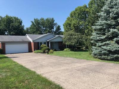 Pickerington Single Family Home For Sale: 6681 Refugee Road