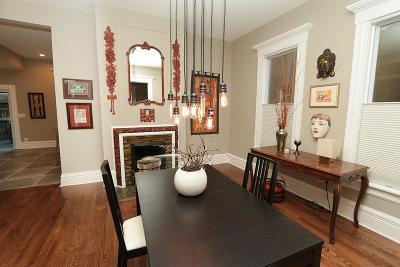 Columbus Single Family Home For Sale: 200 Wilson Avenue