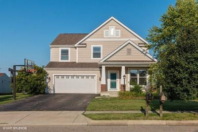 Pickerington Single Family Home For Sale: 600 Brevard Circle