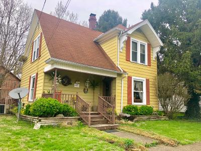 Pleasantville Single Family Home For Sale: 107 High Street