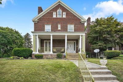 Columbus Single Family Home For Sale: 1776 Franklin Avenue