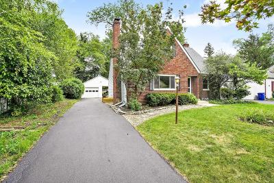 Single Family Home For Sale: 164 N Harding Road