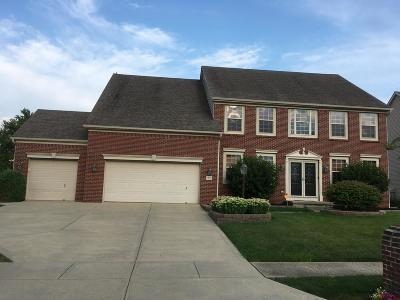 Canal Winchester Single Family Home For Sale: 7809 Shady Maple Drive