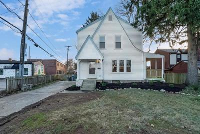 Columbus Single Family Home For Sale: 25 W Dunedin Road