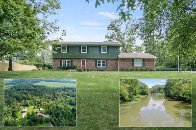 Delaware County, Franklin County, Union County Single Family Home For Sale: 6521 London Groveport Road