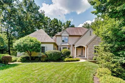 Single Family Home For Sale: 8523 Misty Woods Circle