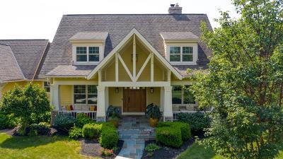 Sunbury Single Family Home For Sale: 5953 Fredricks Road