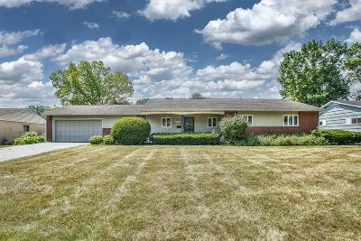Columbus Single Family Home For Sale: 2115 Chardon Road