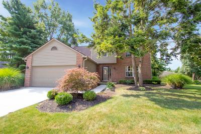 Westerville Single Family Home For Sale: 1257 Colston Drive