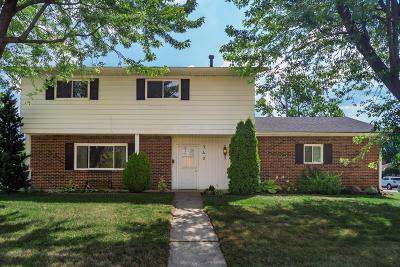 Westerville Single Family Home For Sale: 740 Brisbane Avenue