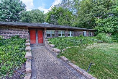 Westerville Single Family Home For Sale: 7731 Schott Road