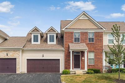 Hilliard Condo For Sale: 4622 Profile Lane