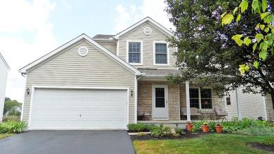 Westerville Single Family Home For Sale: 5689 Genoa Farms Boulevard