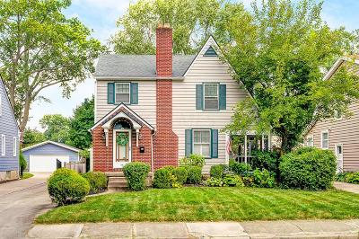 Clintonville Single Family Home For Sale: 314 Clinton Heights Avenue