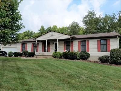 Lancaster Single Family Home For Sale: 5372 Wilson Road NW