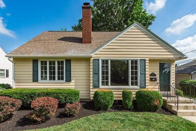 Upper Arlington Single Family Home For Sale: 2116 Wesleyan Drive