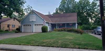 Westerville Single Family Home For Sale: 115 W Plum Street