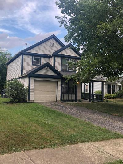 Single Family Home For Sale: 3064 Meadowsglen Court