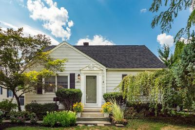 Clintonville Single Family Home For Sale: 551 Blenheim Road