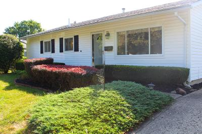 Reynoldsburg Single Family Home For Sale: 7365 Roshon Avenue