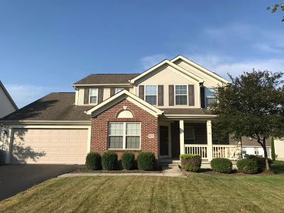 Reynoldsburg Single Family Home For Sale: 8055 Reynoldswood Drive