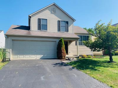 Reynoldsburg Single Family Home For Sale: 7150 Wilmar Drive