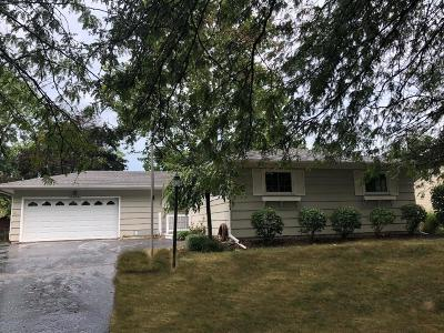 Single Family Home For Sale: 4701 Cemetery Road