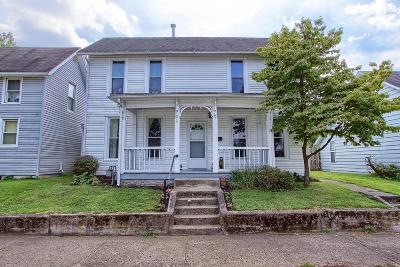 Circleville Single Family Home For Sale: 531 E Franklin Street