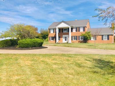 Circleville Single Family Home For Sale: 23200 Alkire Road