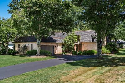 Pickerington Single Family Home For Sale: 13814 Stonehenge Circle