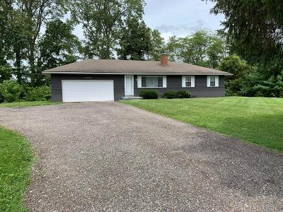 Orient Single Family Home For Sale: 5106 Southfield Drive