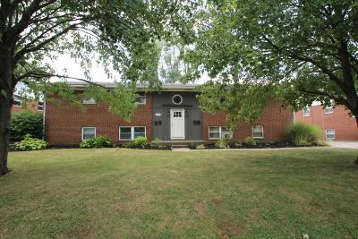 Worthington Multi Family Home For Sale: 493 Pittsfield Drive
