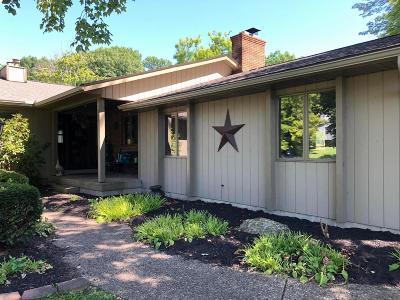 Heath Single Family Home For Sale: 1805 Pine Road