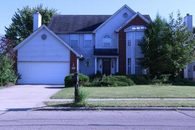 Reynoldsburg Single Family Home For Sale: 8733 Firstgate Drive
