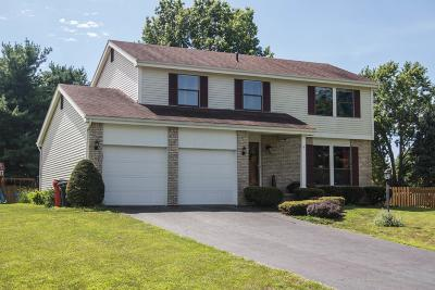 Pickerington Single Family Home For Sale: 9803 Woodsfield Circle N