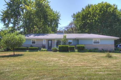 Single Family Home For Sale: 3645 Snouffer Road