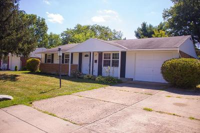 Westerville Single Family Home For Sale: 5739 Cairo Road