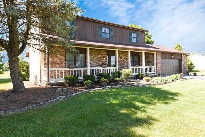 Grove City Single Family Home For Sale: 4491 Rensch Road