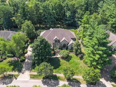 Dublin Single Family Home For Sale: 5163 Chaffinch Court