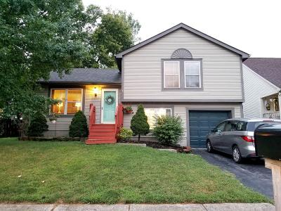 Grove City Single Family Home For Sale: 2643 Willowgate Road