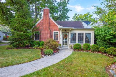 Clintonville Single Family Home For Sale: 225 W Weisheimer Road