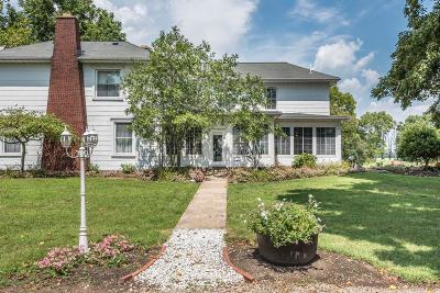 Ashville Single Family Home For Sale: 2230 Winchester Southern Road