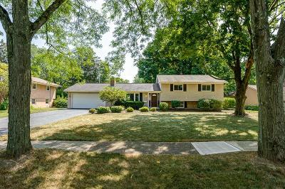 Columbus Single Family Home For Sale: 2820 Halstead Road