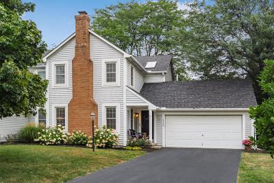 Dublin OH Single Family Home For Sale: $269,900
