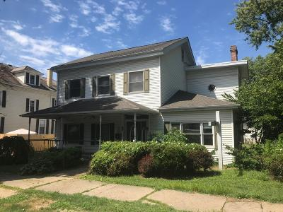 Mount Vernon Single Family Home For Sale: 303 N Main Street