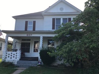 Newark Single Family Home For Sale: 657 Evans Street