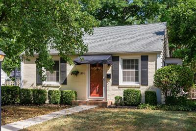 Worthington Single Family Home For Sale: 396 Kenbrook Drive